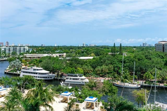347 N New River Dr E #802, Fort Lauderdale, FL 33301 (MLS #A11054800) :: Castelli Real Estate Services