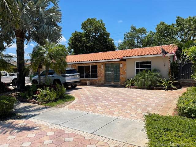 10035 SW 8th Ter, Miami, FL 33174 (MLS #A11054807) :: The Riley Smith Group