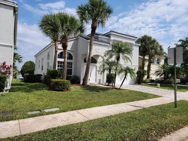15811 NW 15th Ct, Pembroke Pines, FL 33028 (MLS #A11054813) :: Team Citron