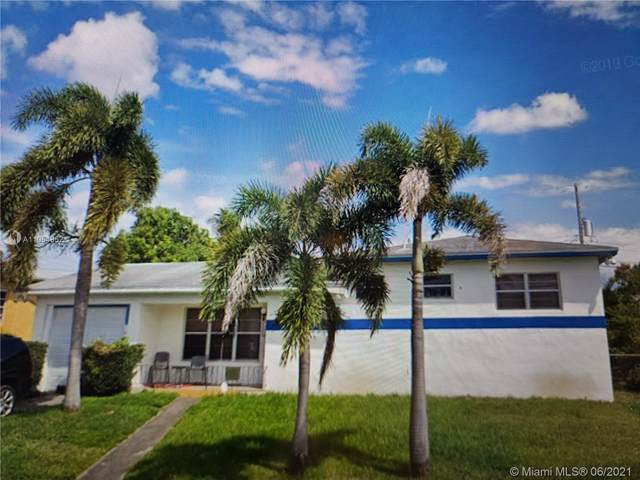 18901 NW 9th Ave, Miami Gardens, FL 33169 (MLS #A11054852) :: Rivas Vargas Group
