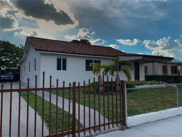 460 NW 32nd Ct, Miami, FL 33125 (MLS #A11054863) :: The Riley Smith Group