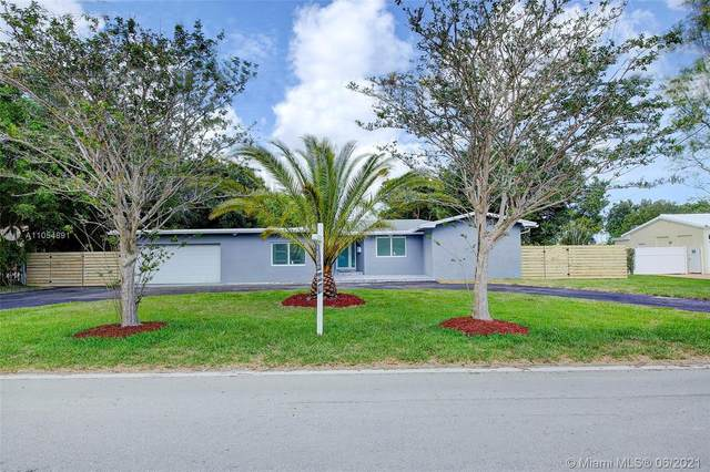 224 E Acre Dr, Plantation, FL 33317 (MLS #A11054891) :: The Teri Arbogast Team at Keller Williams Partners SW