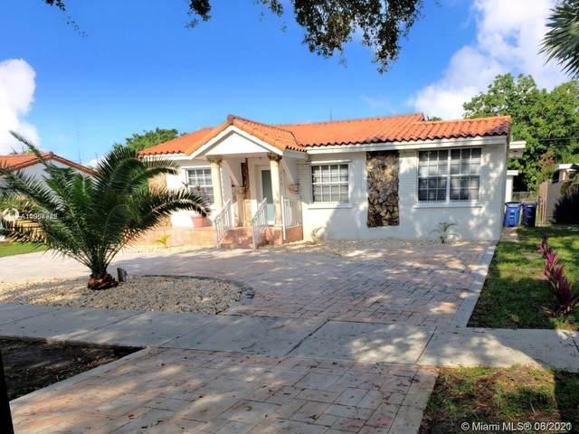 260 Springs Ave, Miami Springs, FL 33166 (MLS #A11054922) :: Douglas Elliman