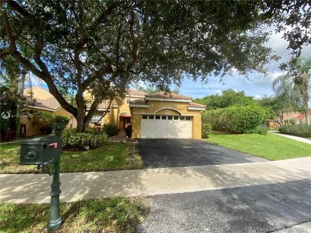 1435 Seabay Rd, Weston, FL 33326 (MLS #A11054961) :: Albert Garcia Team