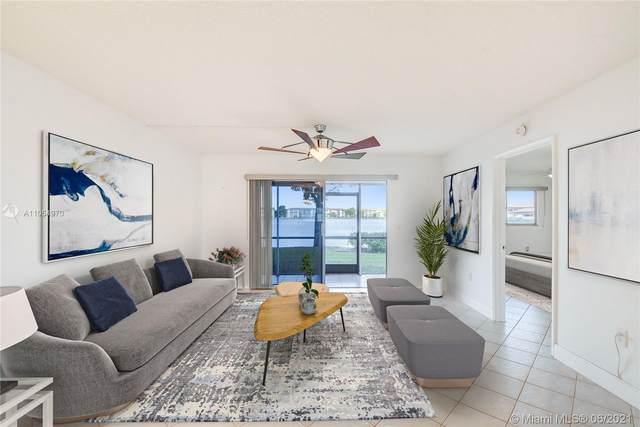 1400 SW 131st Way 108Q, Pembroke Pines, FL 33027 (MLS #A11054970) :: Castelli Real Estate Services