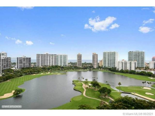 20225 NE 34th Ct #913, Aventura, FL 33180 (MLS #A11054999) :: The Rose Harris Group