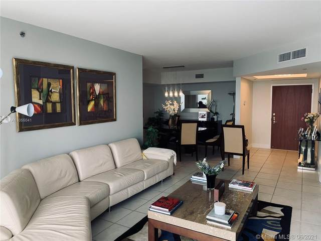 7000 Island Blvd #2408, Aventura, FL 33160 (MLS #A11055041) :: Castelli Real Estate Services
