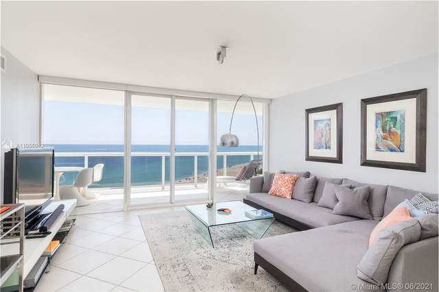 6301 Collins Ave #1202, Miami Beach, FL 33141 (MLS #A11055042) :: The Rose Harris Group
