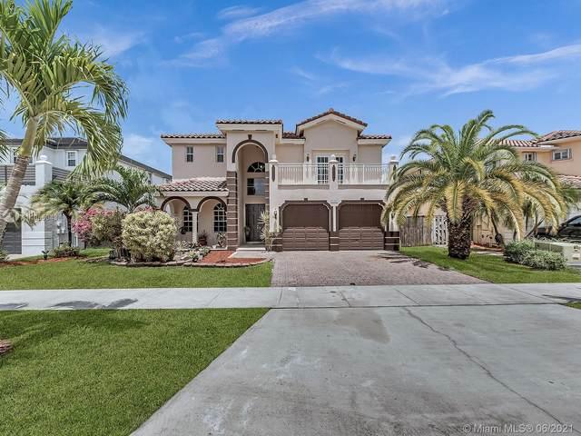 6341 SW 163rd Ct, Miami, FL 33193 (MLS #A11055043) :: Berkshire Hathaway HomeServices EWM Realty