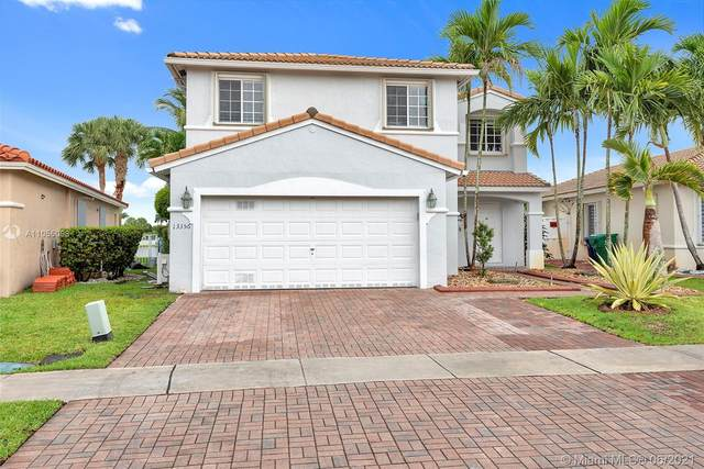 13356 SW 44th St, Miramar, FL 33027 (MLS #A11055098) :: Prestige Realty Group