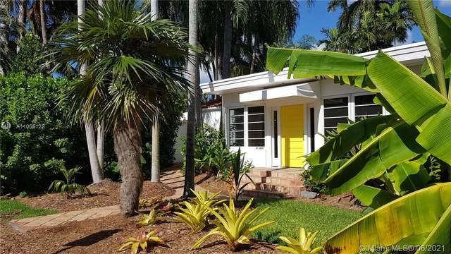 238 E San Marino Dr, Miami Beach, FL 33139 (MLS #A11055125) :: Albert Garcia Team
