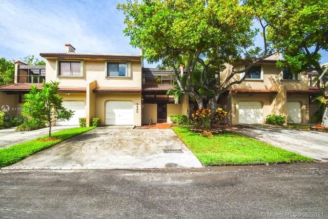 9840 Costa Del Sol Blvd G-94B, Doral, FL 33178 (MLS #A11055129) :: The Howland Group