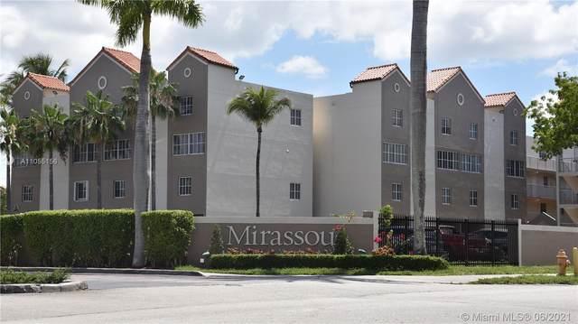 6155 NW 186th St #306, Hialeah, FL 33015 (MLS #A11055156) :: Albert Garcia Team