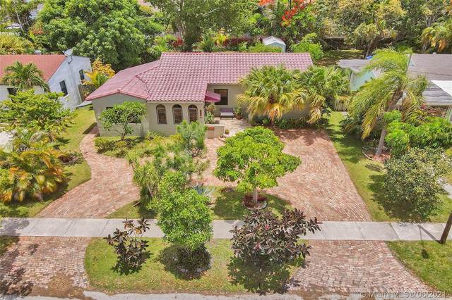 1615 Funston St, Hollywood, FL 33020 (MLS #A11055161) :: The Riley Smith Group