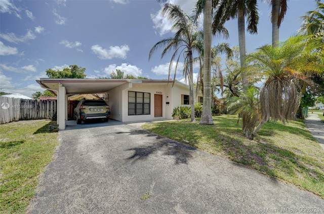 6481 SW 6th St, Pembroke Pines, FL 33023 (MLS #A11055186) :: Albert Garcia Team