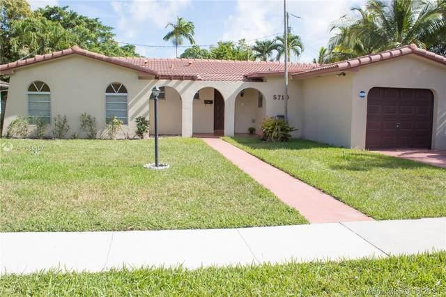 5710 SW 46th Ter, Miami, FL 33155 (MLS #A11055197) :: Team Citron