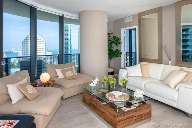45 SW 9th St #2401, Miami, FL 33130 (#A11055241) :: Posh Properties