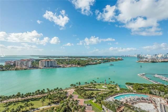 300 S Pointe Dr #2502, Miami Beach, FL 33139 (MLS #A11055251) :: Berkshire Hathaway HomeServices EWM Realty