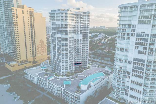 16425 Collins Ave #715, Sunny Isles Beach, FL 33160 (MLS #A11055266) :: The Rose Harris Group
