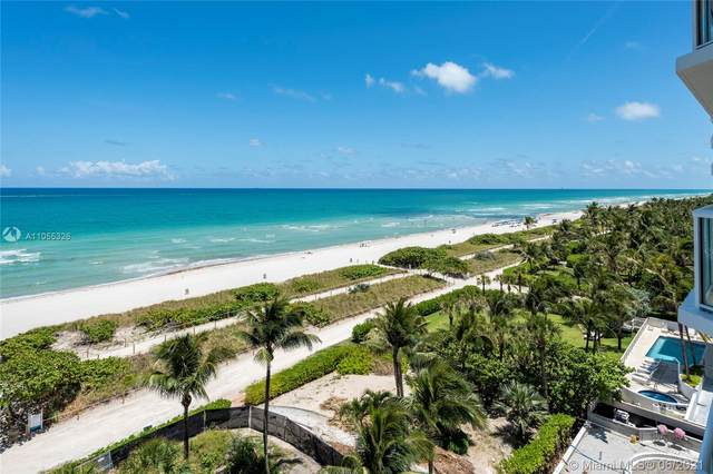 8925 Collins Ave 7B, Surfside, FL 33154 (MLS #A11055326) :: Miami Villa Group