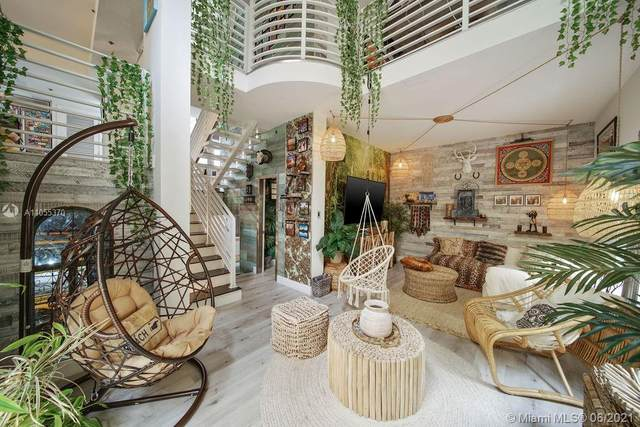 100 Jefferson Ave #10012, Miami Beach, FL 33139 (MLS #A11055370) :: Berkshire Hathaway HomeServices EWM Realty
