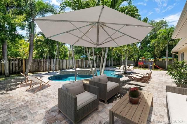 101 SW 58th Ave, Plantation, FL 33317 (MLS #A11055387) :: Berkshire Hathaway HomeServices EWM Realty
