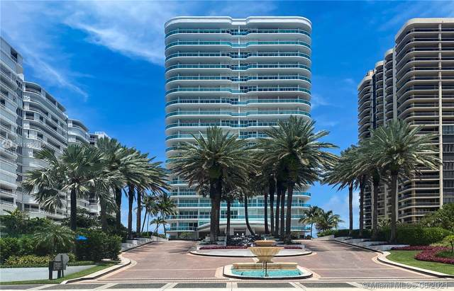 10101 Collins Ave 12A, Bal Harbour, FL 33154 (MLS #A11055396) :: ONE Sotheby's International Realty