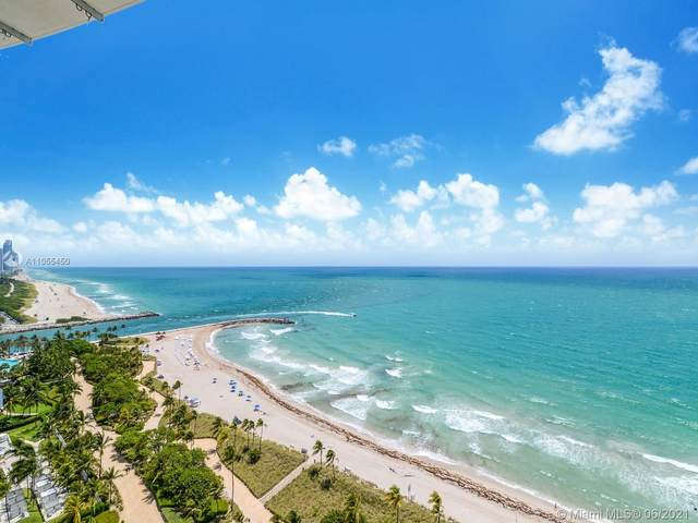 10225 Collins Ave #1702, Bal Harbour, FL 33154 (MLS #A11055450) :: Berkshire Hathaway HomeServices EWM Realty