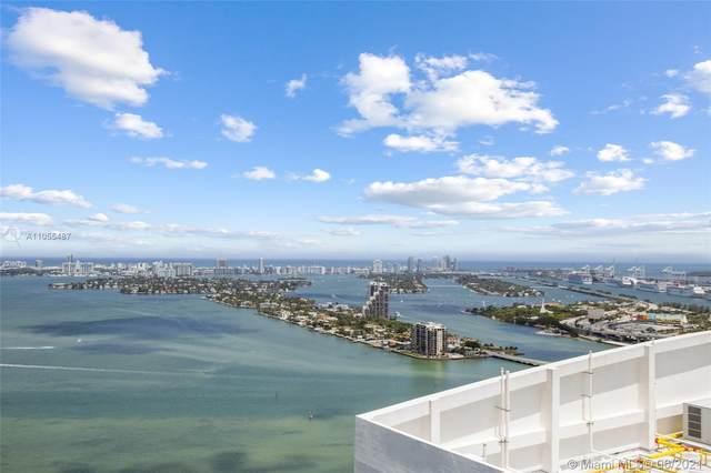 1900 N Bayshore Dr #4305, Miami, FL 33132 (MLS #A11055487) :: The Rose Harris Group