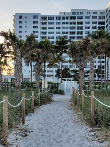 5005 Collins Ave #924, Miami Beach, FL 33140 (MLS #A11055499) :: GK Realty Group LLC