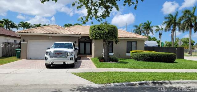 14203 SW 161st St, Miami, FL 33177 (MLS #A11055508) :: Team Citron