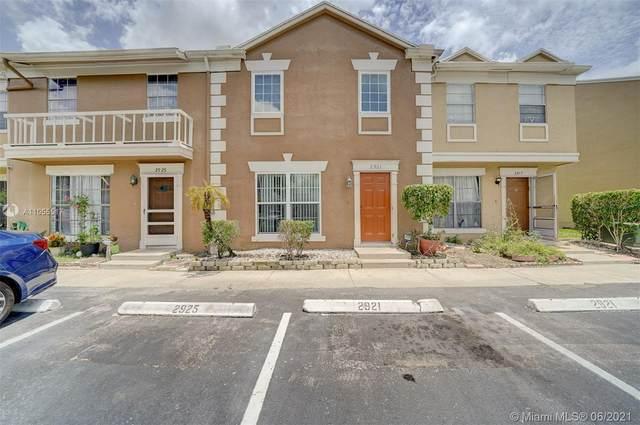 2921 Belmont Ln, Cooper City, FL 33026 (MLS #A11055517) :: Douglas Elliman