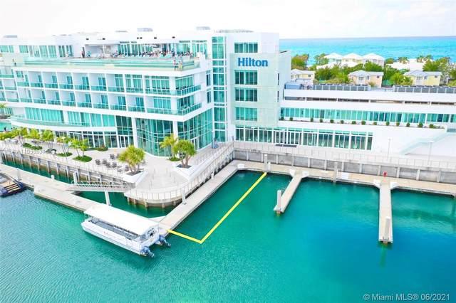 NORTH BIMINI Bahamas Mega Yacht Marina, Exuma No. 1, 0, FL  (MLS #A11055531) :: Albert Garcia Team