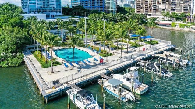 2101 Brickell Ave #1106, Miami, FL 33129 (MLS #A11055544) :: The MPH Team
