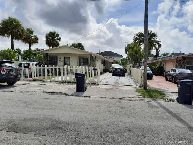 879 SW 66th Ave, West Miami, FL 33144 (MLS #A11055573) :: The Teri Arbogast Team at Keller Williams Partners SW