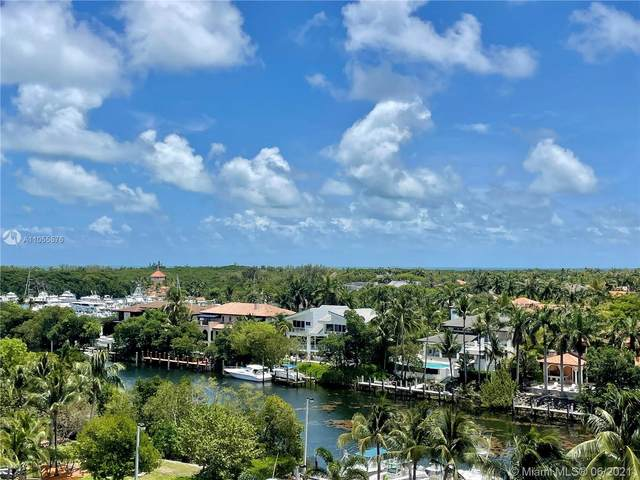 90 Edgewater Dr #818, Coral Gables, FL 33133 (MLS #A11055576) :: Vigny Arduz | RE/MAX Advance Realty