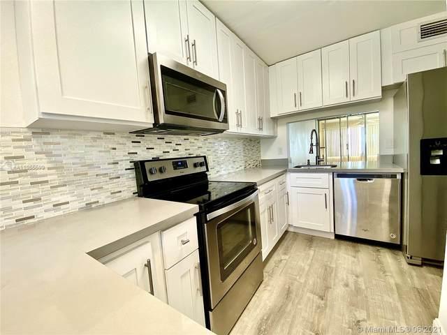 9460 Poinciana Pl #308, Davie, FL 33324 (MLS #A11055599) :: Castelli Real Estate Services