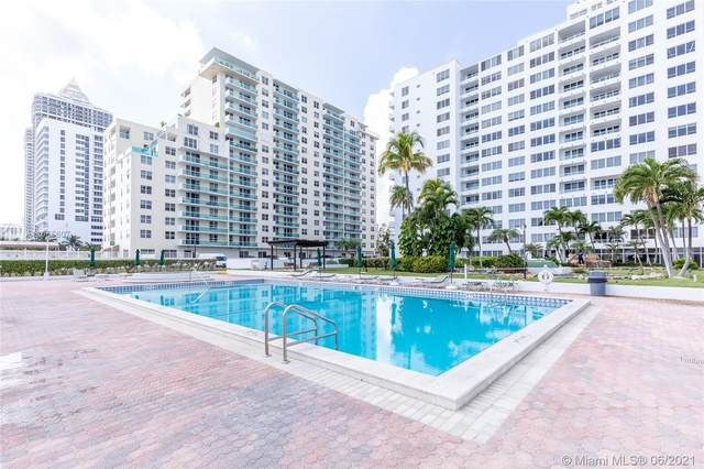 5005 Collins Ave #210, Miami Beach, FL 33140 (MLS #A11055607) :: The Rose Harris Group