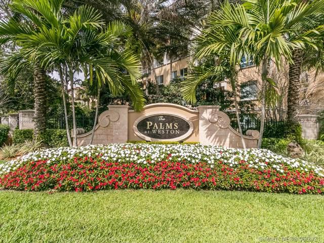 16135 Emerald Estates Dr #365, Weston, FL 33331 (MLS #A11055634) :: The Paiz Group
