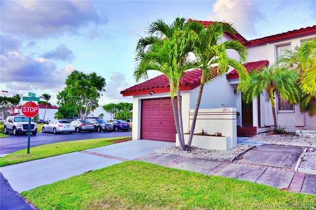 20905 SW 84th Ave #20905, Cutler Bay, FL 33189 (MLS #A11055652) :: The Riley Smith Group