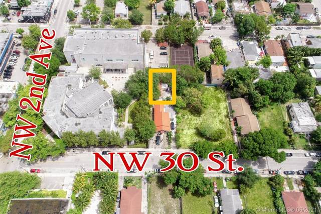 161 1/2 NW 30th St, Miami, FL 33127 (MLS #A11055659) :: The Teri Arbogast Team at Keller Williams Partners SW