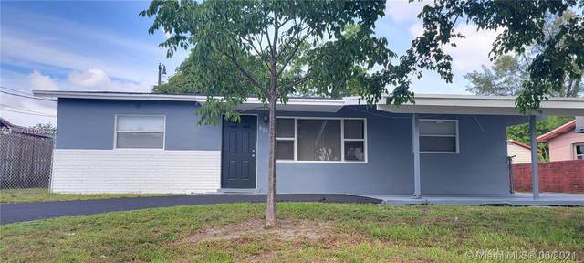 3001 NW 24th St, Fort Lauderdale, FL 33311 (MLS #A11055663) :: The Teri Arbogast Team at Keller Williams Partners SW