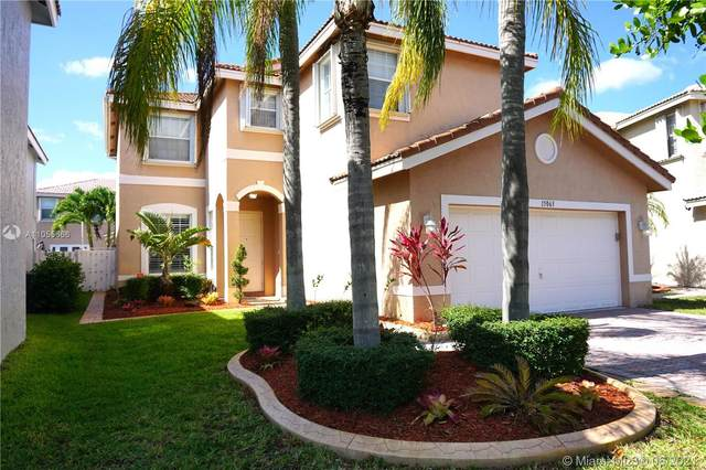 15063 SW 19th St, Miramar, FL 33027 (MLS #A11055666) :: Berkshire Hathaway HomeServices EWM Realty