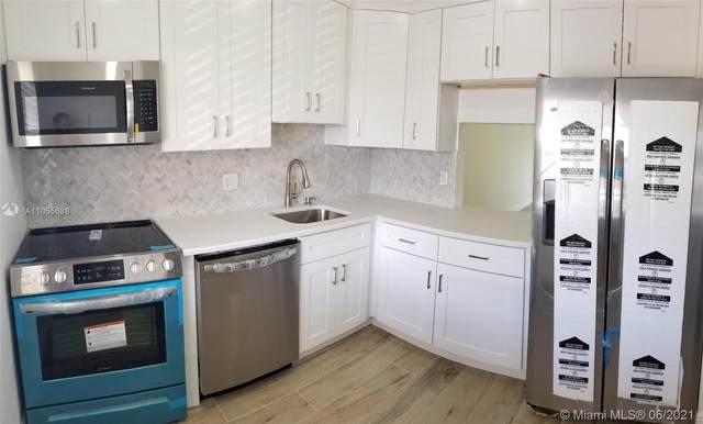 7500 NW 4th Pl #202, Margate, FL 33063 (MLS #A11055688) :: Berkshire Hathaway HomeServices EWM Realty