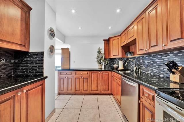 4400 Hillcrest Dr 602B, Hollywood, FL 33021 (MLS #A11055694) :: Berkshire Hathaway HomeServices EWM Realty