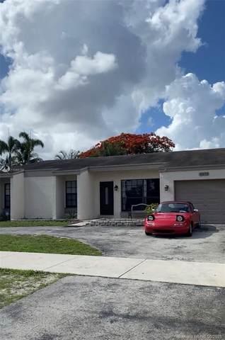 8570 Johnson St, Pembroke Pines, FL 33024 (MLS #A11055708) :: Berkshire Hathaway HomeServices EWM Realty