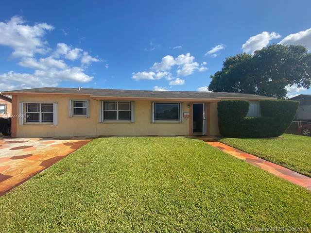 2921 NW 209th Ter, Miami Gardens, FL 33056 (MLS #A11055710) :: The Riley Smith Group