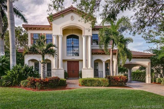10261 Majestic Trail, Parkland, FL 33076 (MLS #A11055721) :: The Riley Smith Group