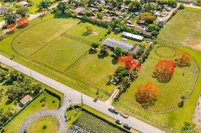 6505 SW 123rd Ave, Miami, FL 33183 (MLS #A11055741) :: Berkshire Hathaway HomeServices EWM Realty