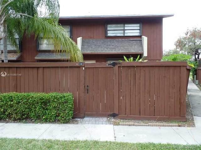 Miami, FL 33173 :: Berkshire Hathaway HomeServices EWM Realty